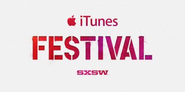 Apple : l'iTunes Festival débarque aux États-Unis pour le SXSW
