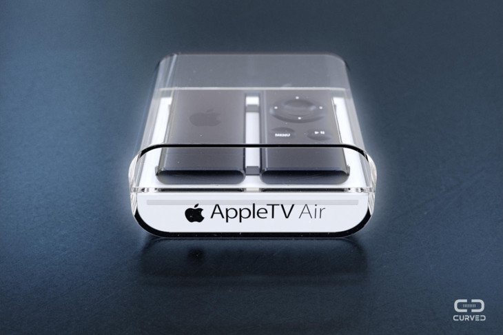 Apple TV Air : concept de clé HDMI comme le ChromeCast