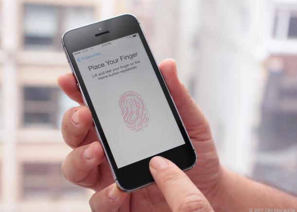 Apple : un brevet de Touch ID pour connecter plusieurs appareils