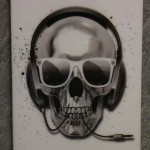 Test : Coque iPhone 5/5S Skull DJ par J&J Moatti