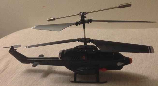 Test : Hélicoptère Griffin Helo Assault Missile pour iOS et Android
