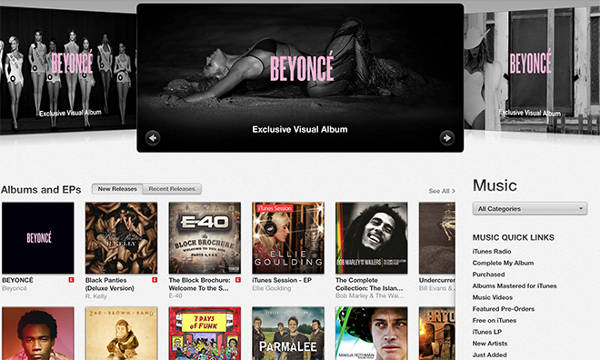 iTunes : Apple veut davantage de contenus exclusifs