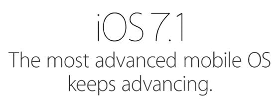 iOS 7.1 : cacher des applications natives en utilisant un bug