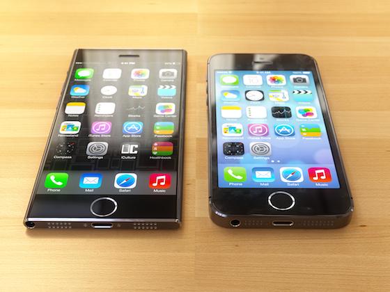 iPhone 6 : NFC, recharge sans fil, LTE améliorée et écran plus grand ?