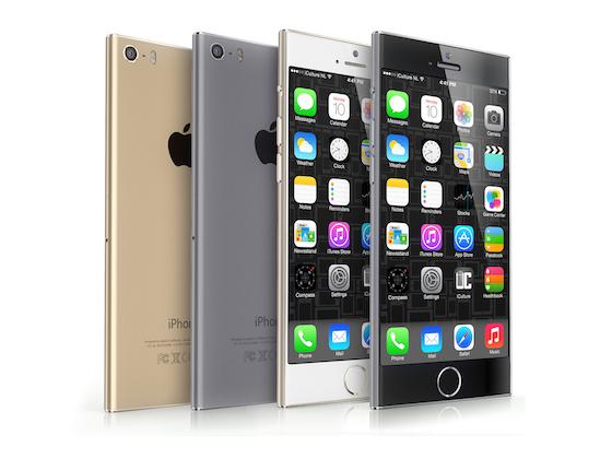 iPhone 6 : nouveau concept inspiré de l'iPod Nano