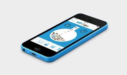 UP Coffee : l'application iPhone qui contrôle l'addiction à la caféine