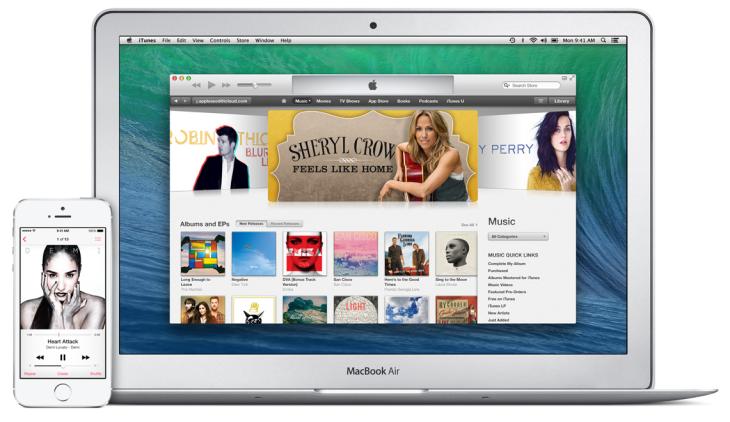 Apple : près de 800 millions de comptes iTunes