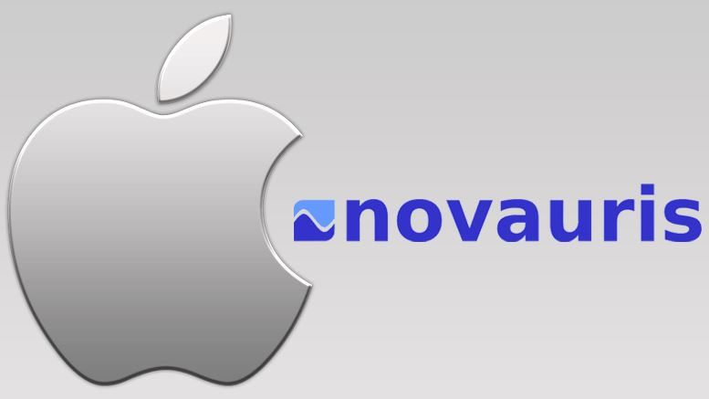 Apple-novauris