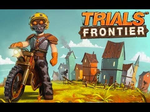 Ubisoft : Trials Frontier disponible sur iOS