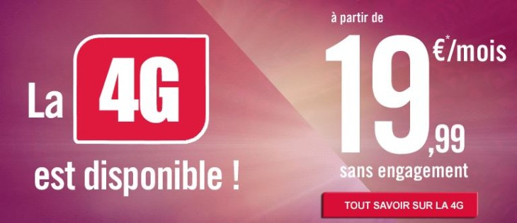Virgin Mobile lance ses forfaits 4G dès 19,99€/mois