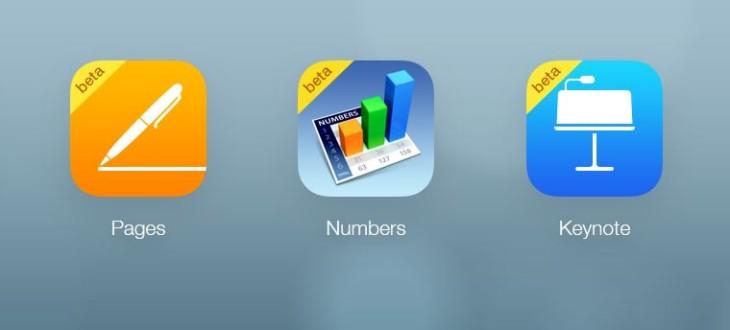 Apple : mises à jour d'iWork et de Safari