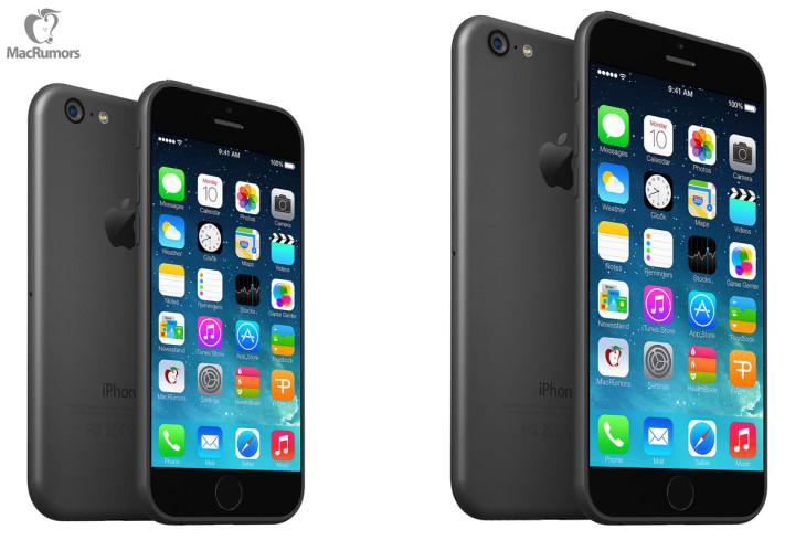 iPhone 6 : sortie le 25 septembre et modèle 5,5 pouces nommé iPhone Air ?