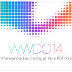 Apple : la Keynote WWDC 2014 à suivre en direct live !