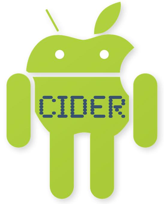 Cider : les jeux et applications iPhone sur Android