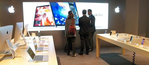 La Fnac propose la location d'appareils Apple
