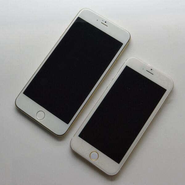 iPhone 6 : le 4,7 pouces produit ce mois-ci et le 5,5 pouces en août ?