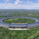 Apple : une vidéo du Campus 2 en 3D