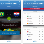 Coupe du Monde 2014 : l'application FIFA disponible sur iOS