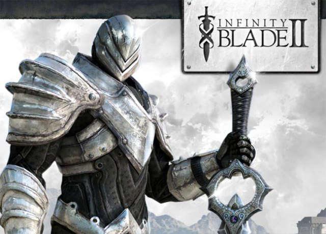 Infinity Blade II gratuit temporairement sur l'App Store
