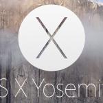 Mac : OS X Yosemite 10.10.2 bêta 1 est disponible