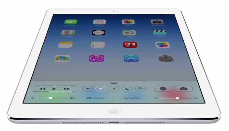 iPad Air 2 : appareil photo 8 mégapixels, puce A8, et même design ?