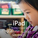 Apple ajoute l'iPad à son Apple Store éducation