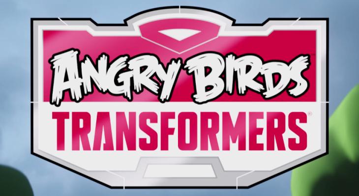 Angry Birds Transformers : nouveau trailer vidéo