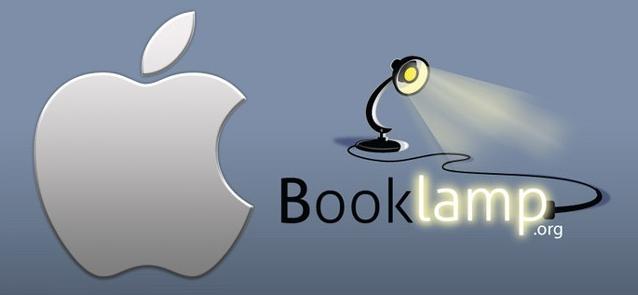 Apple-BookLamp