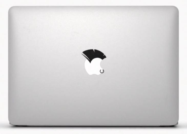 """Apple : nouvelle publicité """"Stickers"""" pour le MacBook Air"""