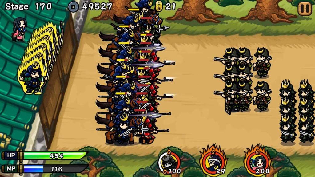 Samurai-Defender-iPhone