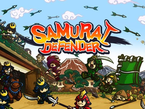 Samurai Defender : un excellent tower defense iPhone & iPad