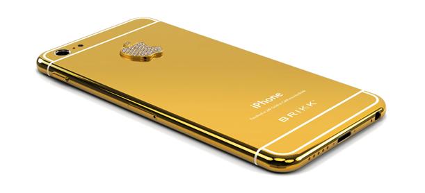 iPhone 6 : un modèle en or 24 carats en précommande