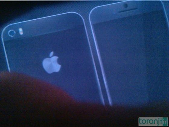 iPhone 6 : double flash confirmé par des photos volées ?