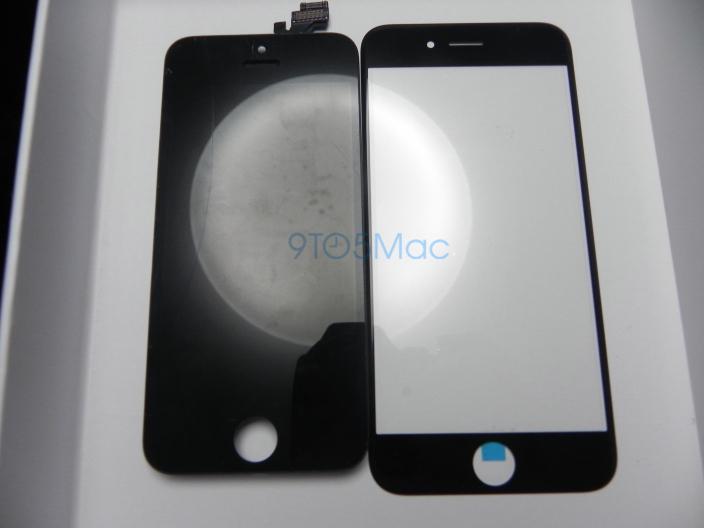 iPhone 6 : photos des façaces 4,7 pouces noire et blanche ?
