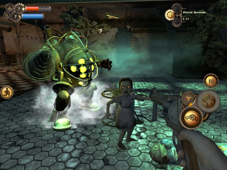 Bioshock bientôt disponible sur iPhone et iPad