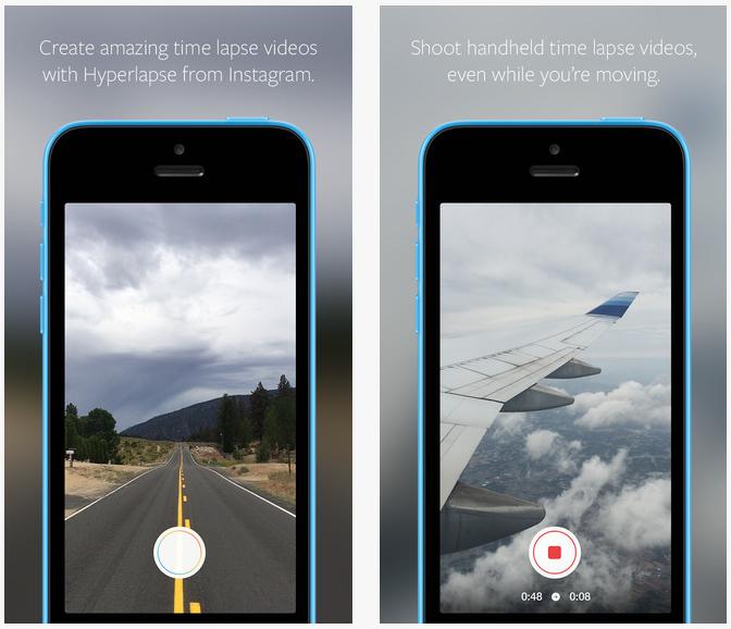 Hyperlapse : les vidéos time-lapses par Instagram
