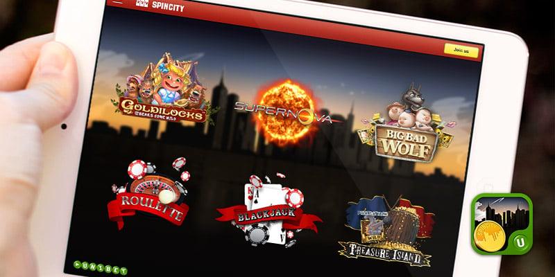 Spin-City-Casino