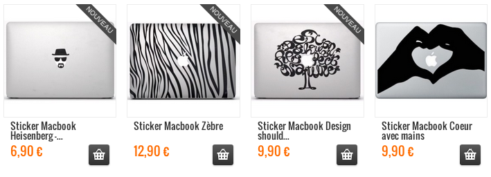 Stickersandco : stickers fun pour iPhone, iPad et MacBook