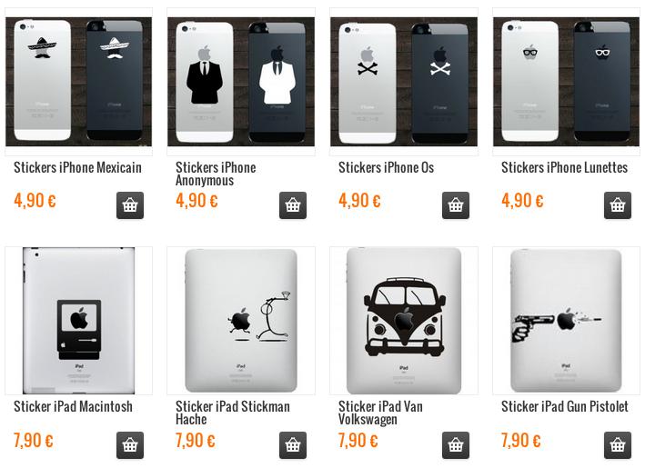 Stickers-iPad-iPhone