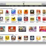 Apple : de nouveaux records pour l'App Store