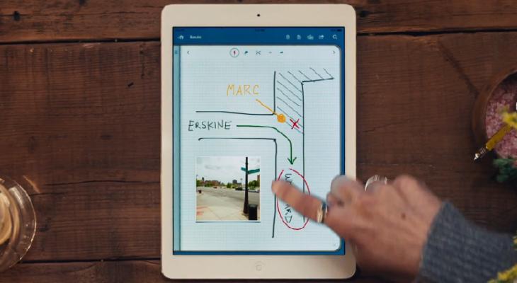 """iPad Air : 2 nouvelles pubs dans la campagne """"Your Verse"""""""