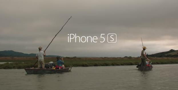 """Apple : nouvelle publicité """"Dreams"""" pour l'iPhone 5S"""