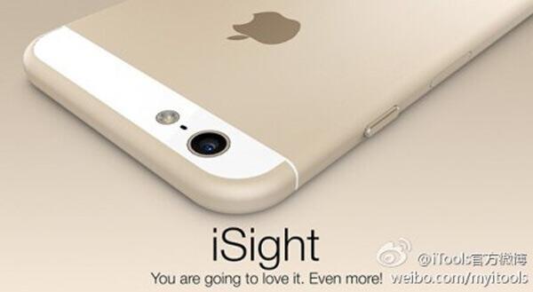 iPhone 6 : le smartphone déjà dans une pub de China Telecom