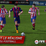 FIFA 15 disponible sur iPhone & iPad