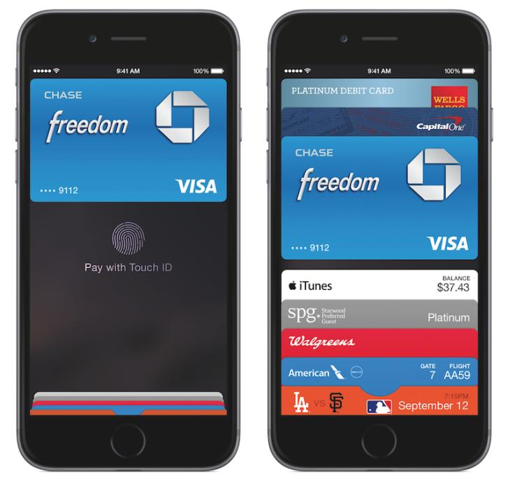 Apple Pay : des commissions sur chaque paiement ?