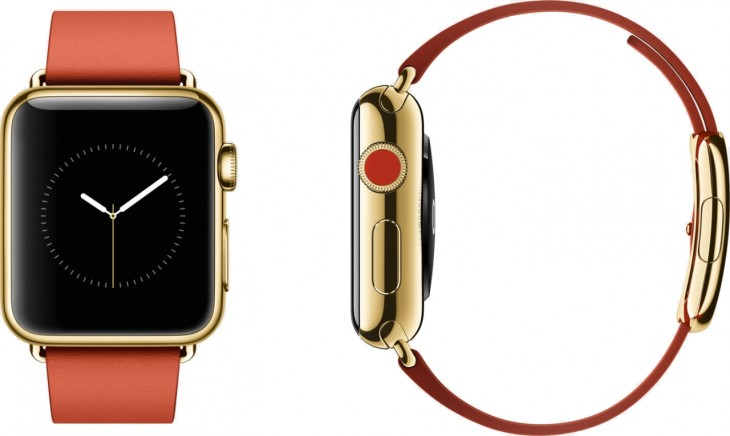 L'Apple Watch version or pourrait coûter 1200 $