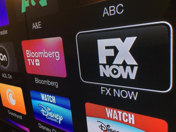 Apple TV : ajout de la chaîne FX NOW et des films à la demande