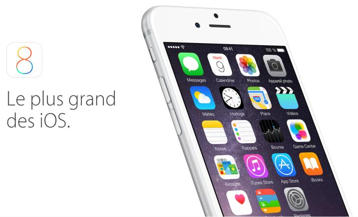 iOS 8.4.1 bêta 2 disponible pour les développeurs