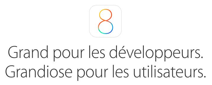 iOS 8.0.2 : une sortie «dans quelques jours» selon Apple
