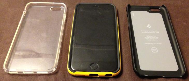 iPhone 6 : les coques 4,7 pouces déjà disponibles !